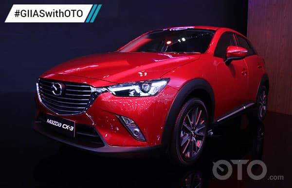 Mazda CX 3 Car Model