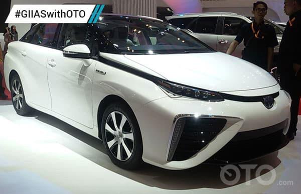 Mirai Car Model