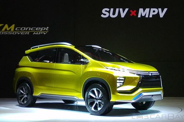 Mitsubishi XM MPV