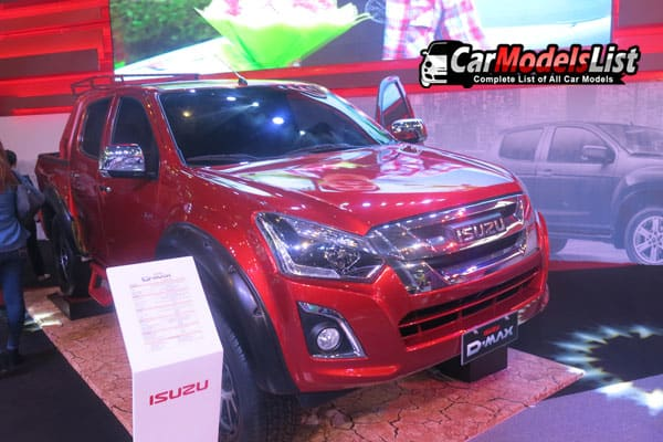 Isuzu Dmax car model