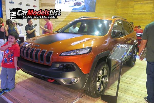 Jeep Cherokee model