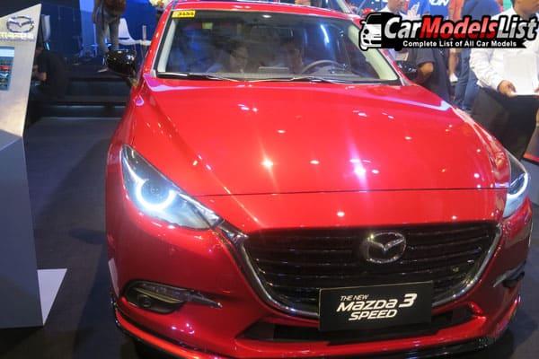 Mazda 3 car model