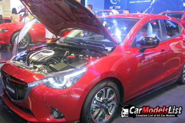 Mazda Crimson