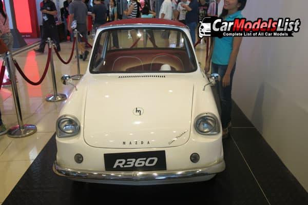 Mazda R360 car model