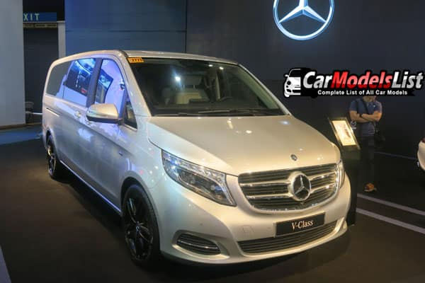 Mercedes-benz V-class car model