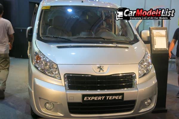 Peugeot Expert Teepee car model