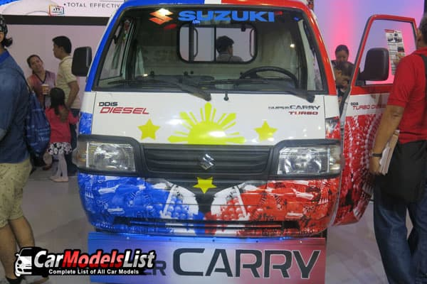 Suzuki Carry car model