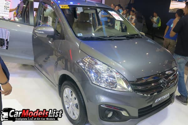 Suzuki Ertiga car model