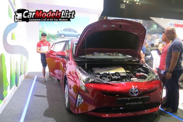 Toyota Prius car model