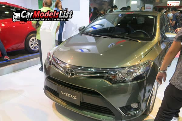 Toyota Vios car model