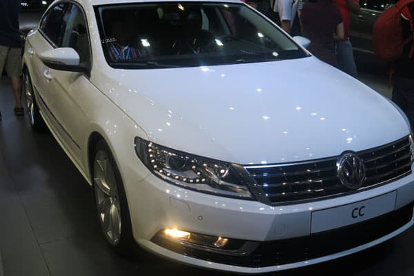 Volkswagen CC car model
