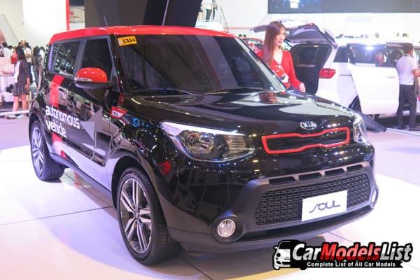 Kia Soul car model