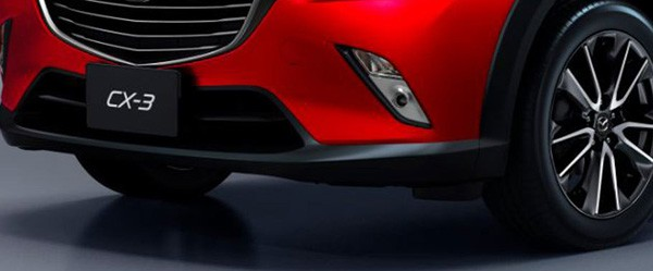 Mazda CX-3 New Front Fog lamp