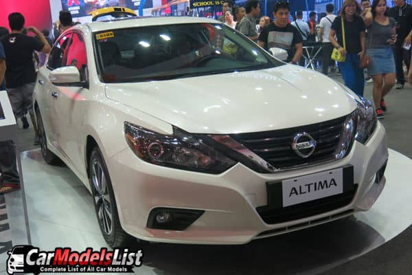 Nissan Altima car model