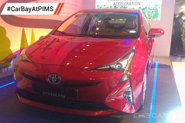 Toyota Prius Hybrid Car Model