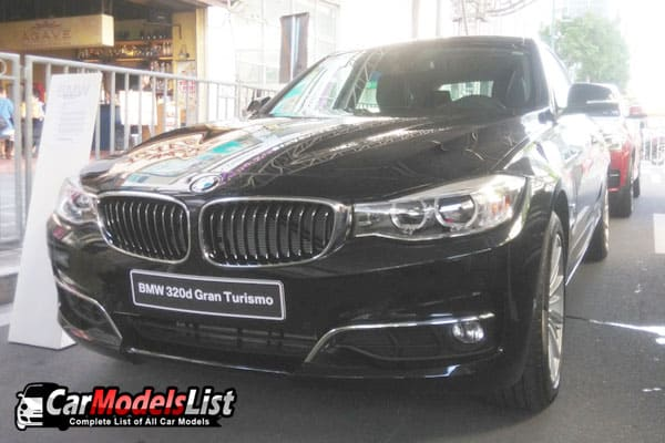 BMW 320d Luxury Gran Turismo