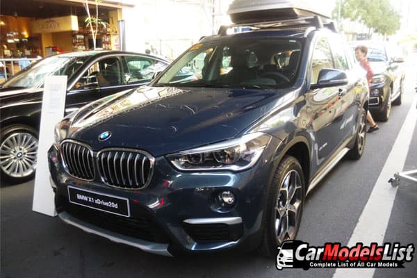 BMW X1 xDrive20d xLine Sport Activity Vehicle