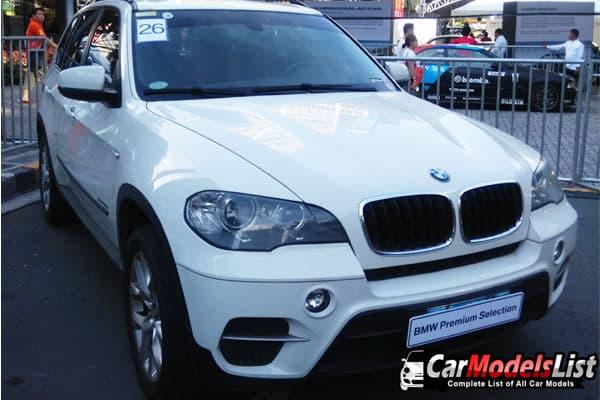 BMW X5 Model