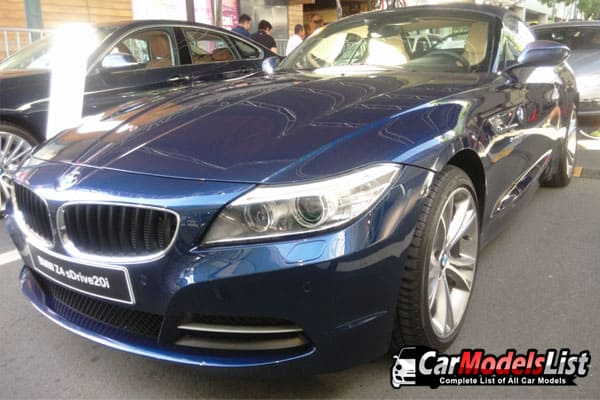 BMW Z4 sDrive 20i Roadster