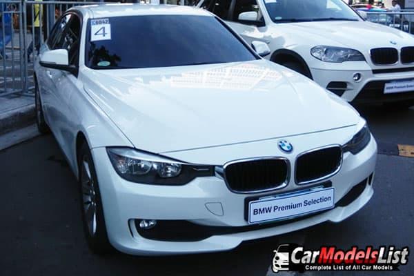 BMW x318b model