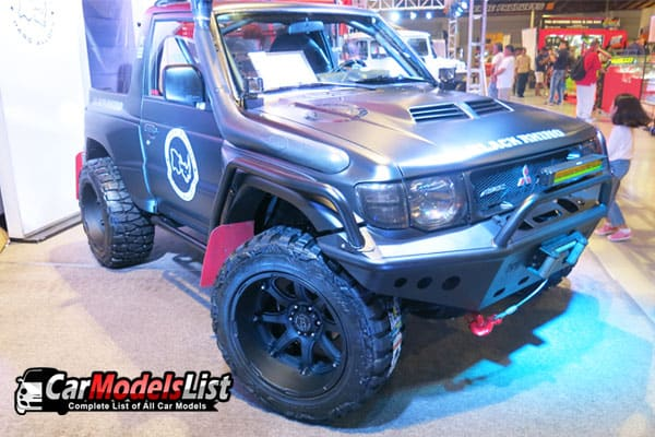 mitsubishi-monster-truck