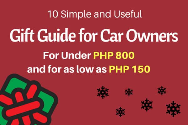 10 Interesting Holiday Gift Guide for Car Enthusiast