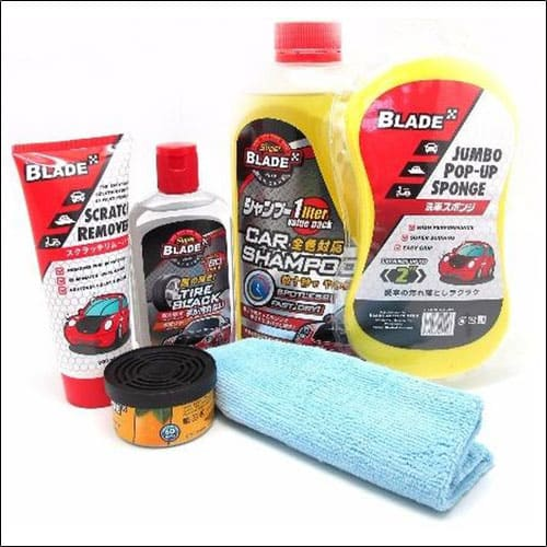 Blade Christmas Car Wash Gift Pack 1