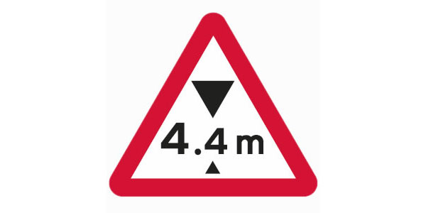 Height Restriction Line