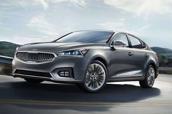 KIA CADENZA car model