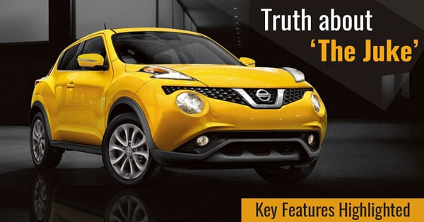 Truth about The Juke Key Features Highlighted Feature