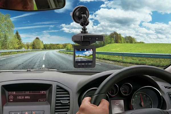 Dashboard video recorder