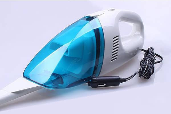 Portable vacuum cleaner