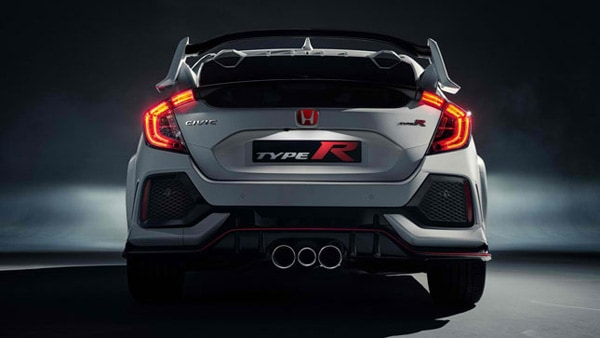 Honda Civic Type R design