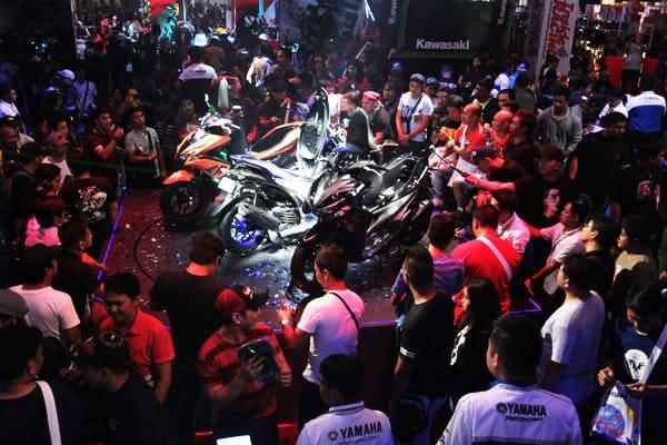 Yamaha Launch Yamaha Aerox 155