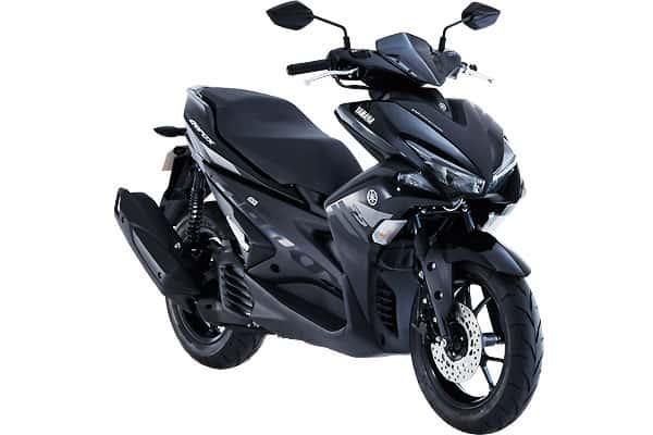 Yamaha Aerox 155 Black