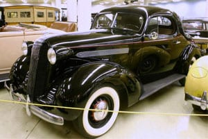 1936 Pontiac Master Six Coupe