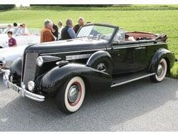 1937 Convertible