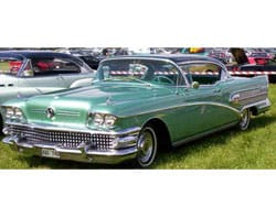 1958 Roadmaster Riviera