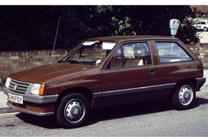 1983 Nova