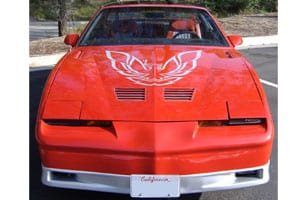 1985 Firebird Trans Am