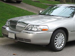 2003 11 Lincoln Town Car