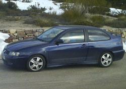 SEAT Cordoba SX coupe