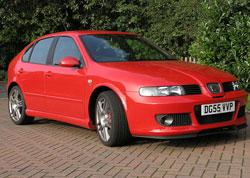 SEAT Leon Cupra Mk1 2