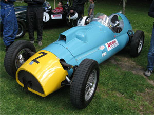 AC single seater