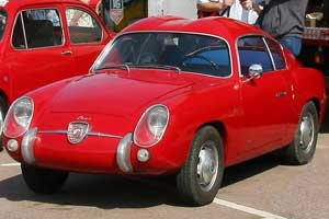 Abarth 750 Zagato Monza