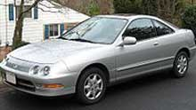 Acura Integra car model