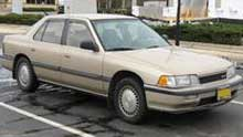 Acura Legend car model