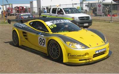 Ascari KZ1 GT3