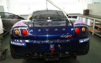 Ascari KZ1R GT3