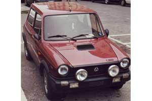 Autobianchi- A112 Abarth 70HP